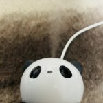【ダイソー】ペットボトル加湿器【パンダ】