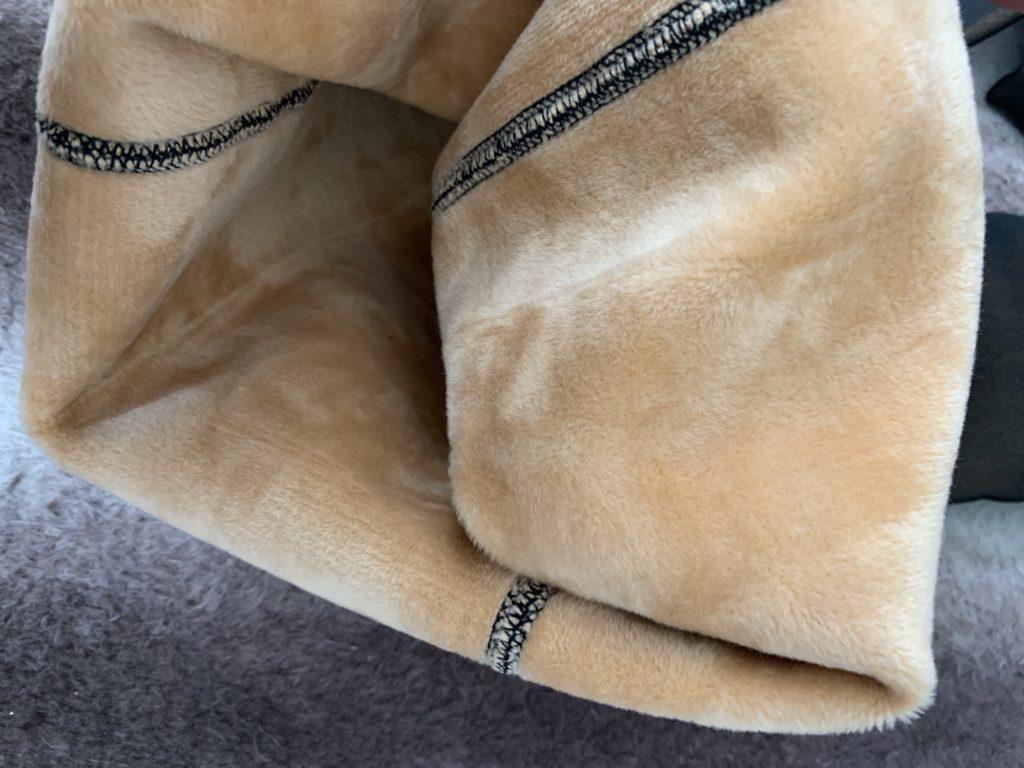 毛布みたい