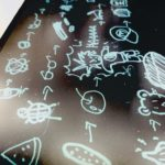 書いて一瞬で消せる電子メモタブレットが流行っている!