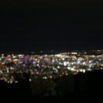 札幌夜景スポット【幌見峠】穴場かもしれない!夜景専用の駐車場がある!おすすめ絶景スポット!