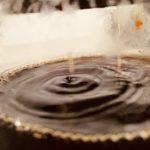 天然水でコーヒーを飲もう♪100均ミルクフォーマーでカプチーノにして飲みたい!