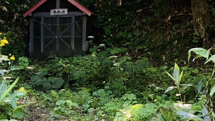 おいしい天然水は自分で汲みに行く!2 北海道札幌市内の湧水紹介【札幌市南区豊滝 龍神の水】を飲んでみた!