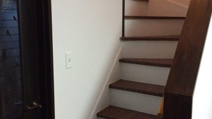 【お家の簡単DIYリメイク】玄関・階段・トイレをホームセンターと100均商品だけでリメイクしてみた!